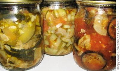 огурцы на зиму в помидорной заливке