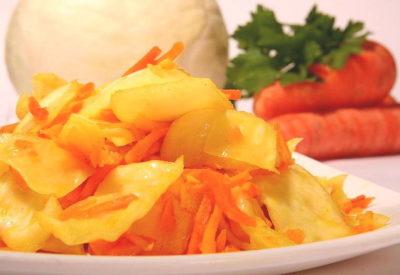 как солить капусту по корейски