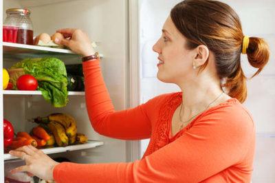 как сохранить щавель в холодильнике