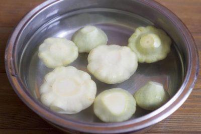 консервирование патиссонов без стерилизации