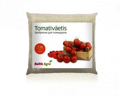 калийное удобрение для помидоров