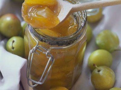 джем из абрикосов и яблок