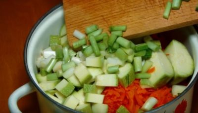 кабачки на зиму без томата