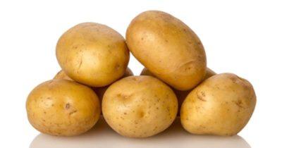 сорта картофеля с желтой мякотью