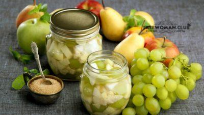 варенье из белого винограда