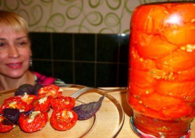 вяленые овощи на зиму