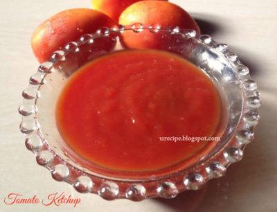кетчуп из слив на зиму в домашних условиях