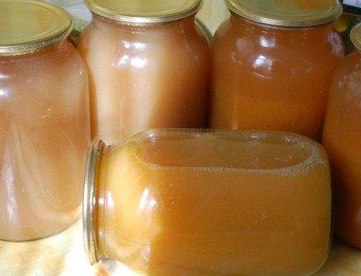 грушево яблочный сок на зиму