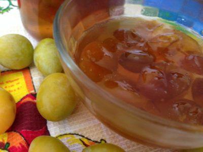 варенье из яблок со сгущенкой