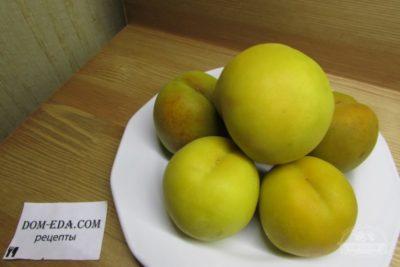 как заморозить на зиму персики
