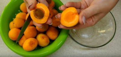 абрикосовое варенье без косточек