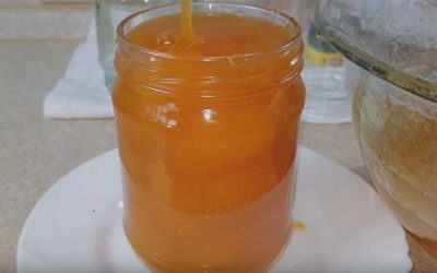 абрикосовое варенье с содой