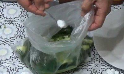 огурцы в мешке солить