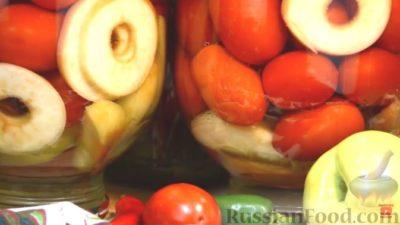 соление помидор с лимонной кислотой