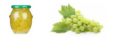 домашние заготовки из винограда