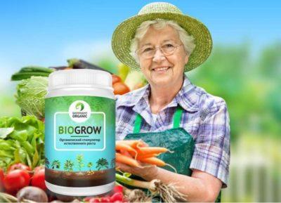 bio grow удобрение