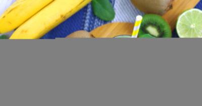 варенье из киви и банана с желатином