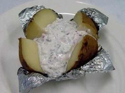 картофель подмерз что делать