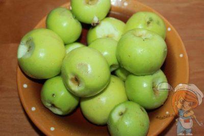 как замораживать яблоки на зиму
