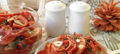 помидоры по корейски на зиму