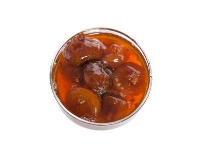 варенье из вишни с грецкими орехами