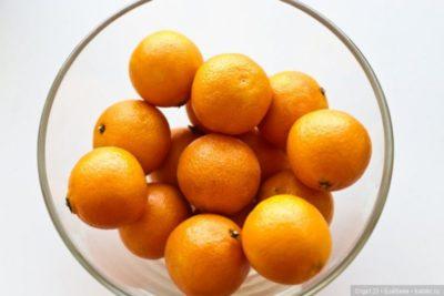 сколько хранятся мандарины