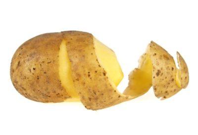 очистки картофеля как удобрение