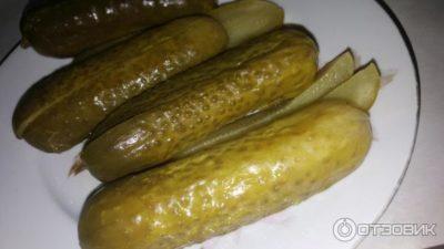 огурцы соленые с водкой холодным способом на зиму