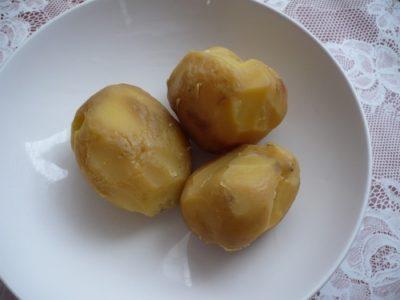 варенье из картофеля