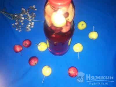 компот из вишни на 3 литровую банку на зиму