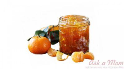 варенье из мандариновых долек