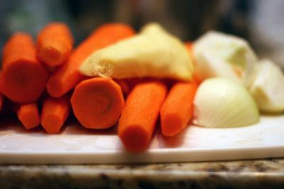 хранение моркови в земле