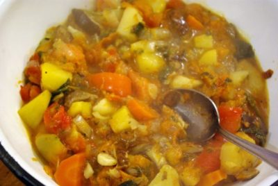 солянка из овощей на зиму