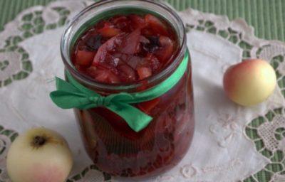 варенье из вишни с желатином